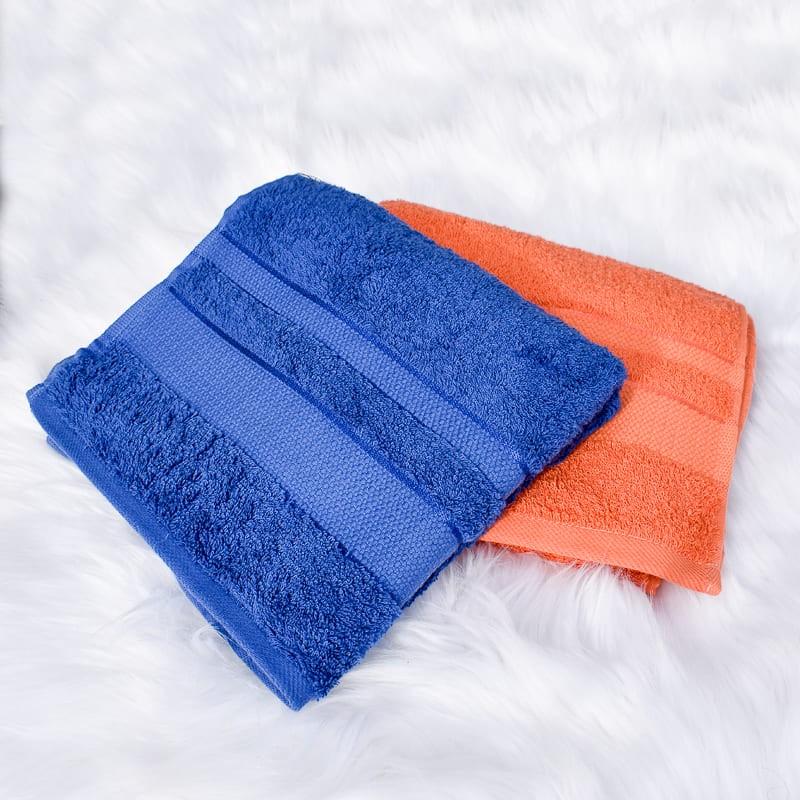 Serviette de bain Daria 50 x 90 cm 100% coton