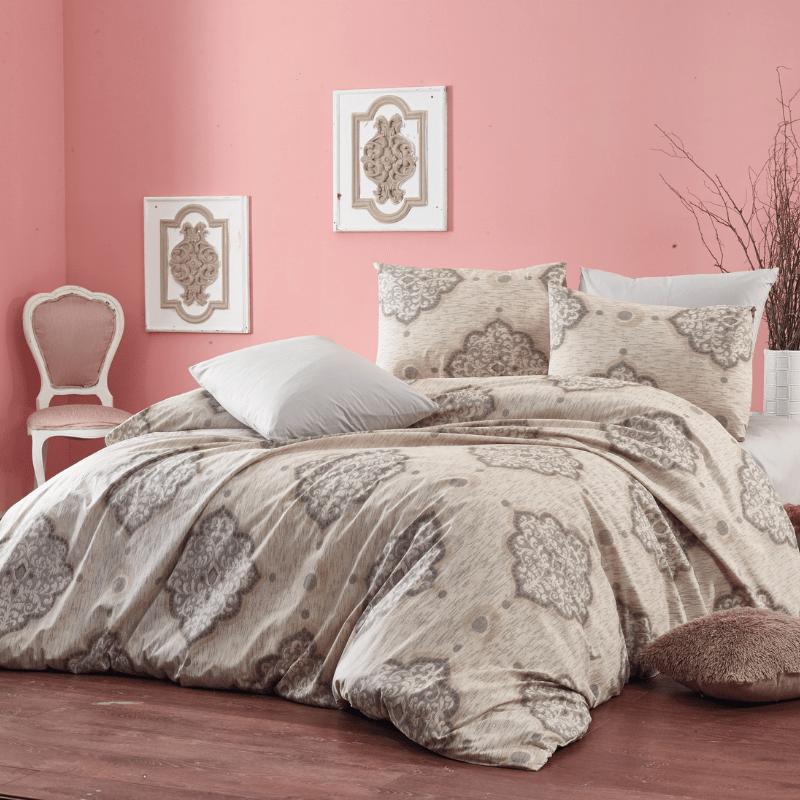 Parure de lit à motifs orientaux