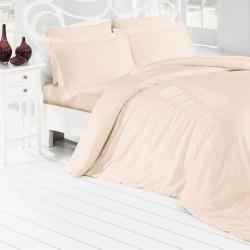 Linge de lit en coton simple