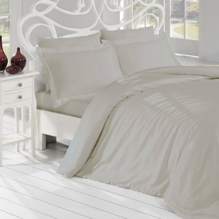Parure de lit lin unie